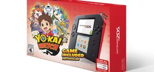 NEW YO-KAI WATCH NINTENDO 2DS BUNDLE