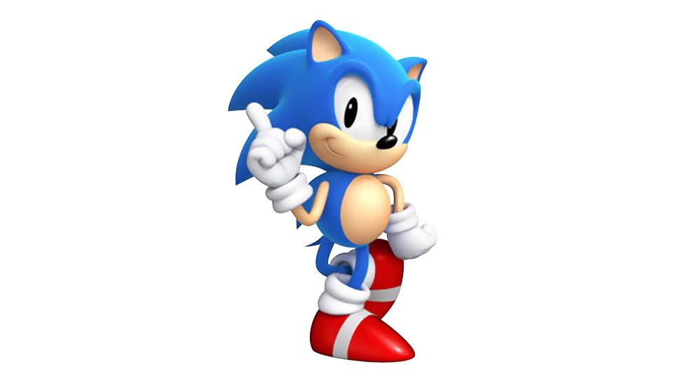 Sonic Generations - Classic Sonic