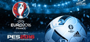 The Official PES UEFA EURO 2016