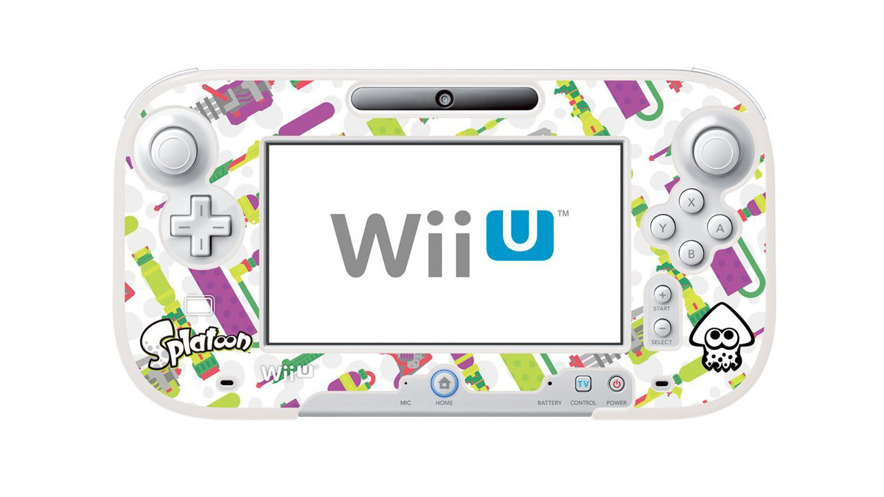 how to open up wii u gamepad