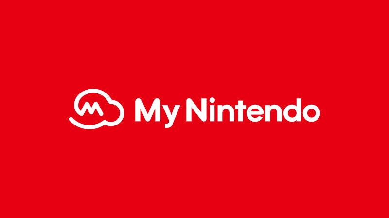 My Nintendo マイニンテンドー ロゴ