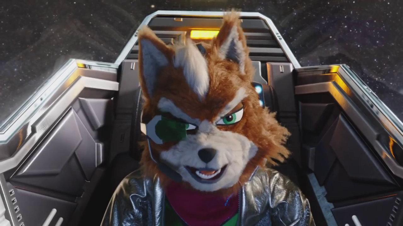 スターフォックス ゼロ - Foxy Fox Trailer