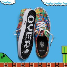 VANS×NINTENDO COLLECTION - AUTHENTIC