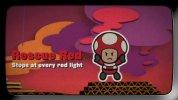 WiiU『ペーパーマリオ カラースプラッシュ』に登場、キノピオたちレスキュー隊の活躍を描く「Rescue V」、エピソード2はレッドをフィーチャー
