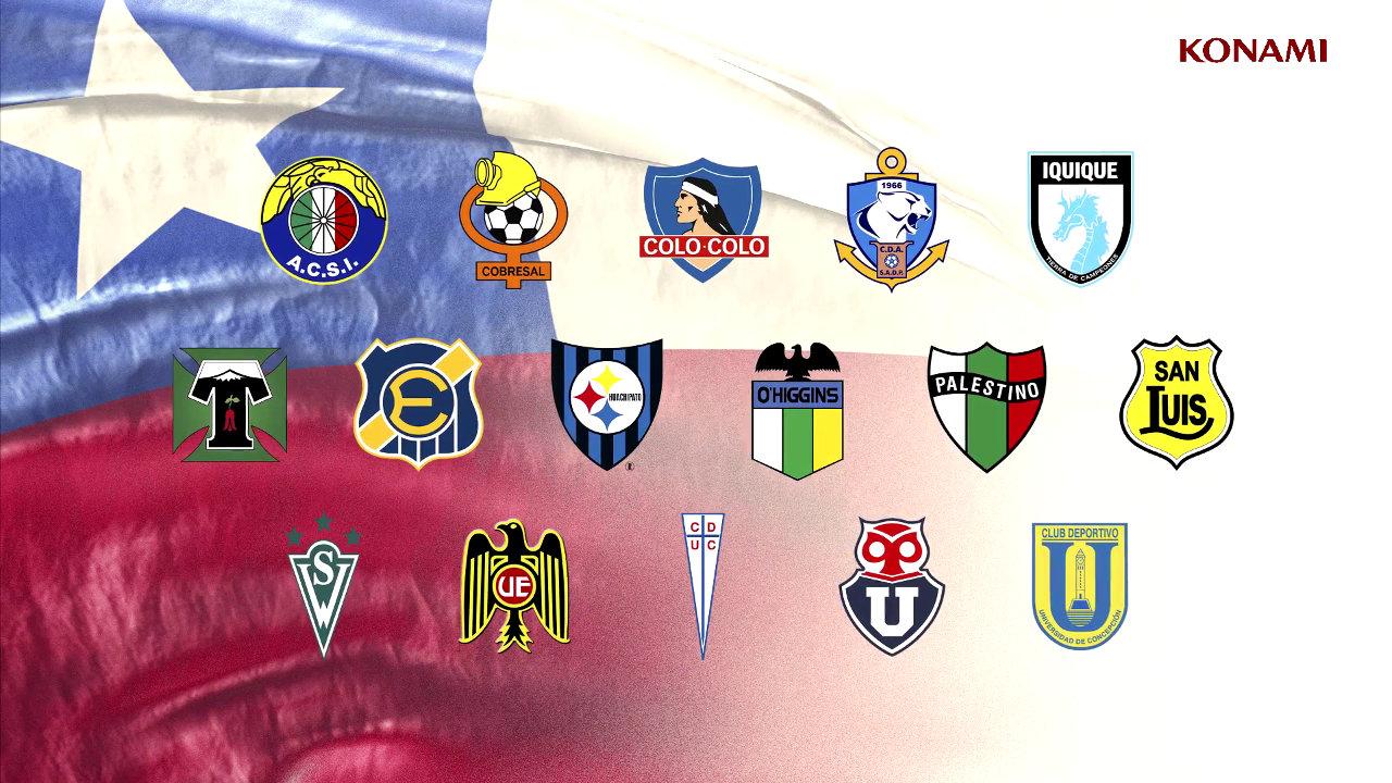 Pes2017_Chile_Teams