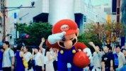 リオ五輪閉会式に任天堂「マリオ」が登場、東京とリオを土管でつなぎ、安倍マリオとなって現れる