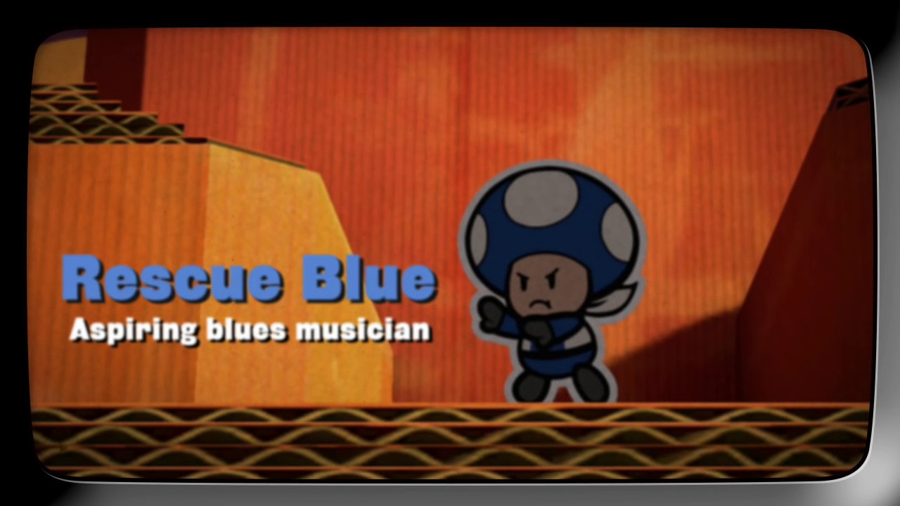 Paper Mario: Color Splash – Rescue V: Episode 3