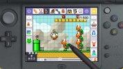 """for ニンテンドー3DS"" 2Dマリオのコースを作って遊べる『スーパーマリオメーカー』が携帯機に登場"