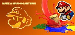 Play Nintendo Mari-o-Lantern