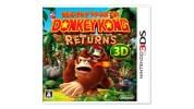 3DS『ドンキーコングリターンズ3D』、データサイズはWii U『New スーパーマリオブラザーズ U』より大きな約2.16GB