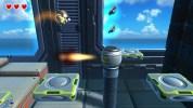 Shin'en開発の2.5Dアクションアドベンチャー、3DS『Jett Rocket II』フッテージ映像