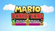 『マリオvs.ドンキーコング』シリーズ最新作の3DS『Mario And Donkey Kong: Minis On The Move』、北米で5月9日に配信開始