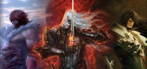 3DS Castlevania Lords of shadow(仮)