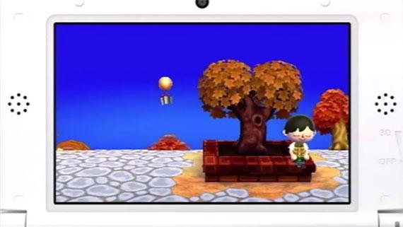 3DS とびだせ どうぶつの森