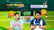[3DS] 松岡修造さんと杉山愛さんによる「熱血マリオテニス教室」がスタート
