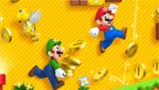 """[3DS]『すれちがいMii広場』の""""ピースあつめの旅""""に新パネル『New スーパーマリオブラザーズ2』が追加"""