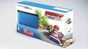 米任天堂、クリスマス商戦向けに『マリオカート7』インストール済みのニンテンドー3DS XL(ブルー×ブラック)を発売