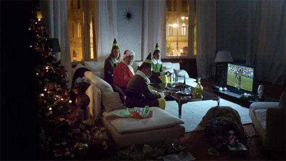 FIFA 13 Christmas TV Ad