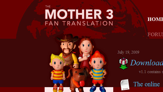 MOTHER3 Fan Translation