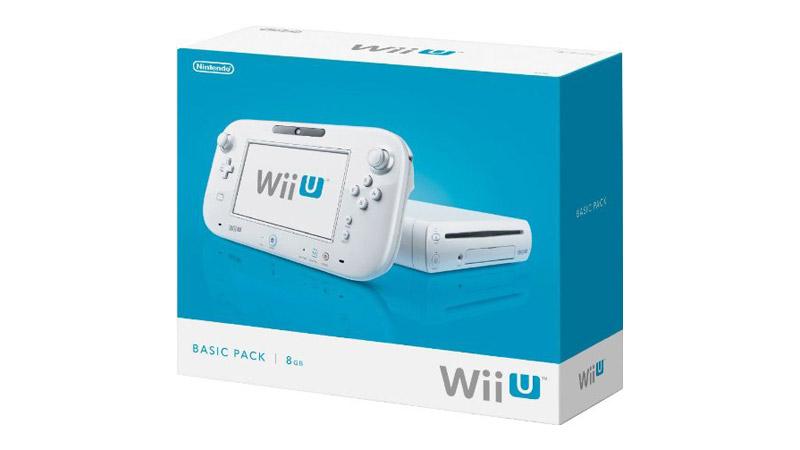 Wii U Basic Pack UK