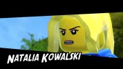 "Wii U『LEGO City: Undercover』のオンライン予告第5弾、""Meet Natalia Kowalski"""
