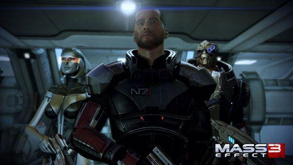 Mass Effect 3 for Wii U