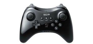 Wii  U PROコントローラー