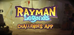 Rayman Legends - Chalenges App