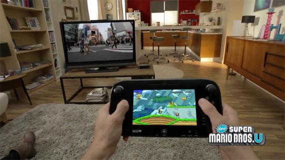 Wii U UK Ad
