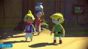 Wii U『ゼルダの伝説 風のタクト』リメイクが発表。今秋までに発売