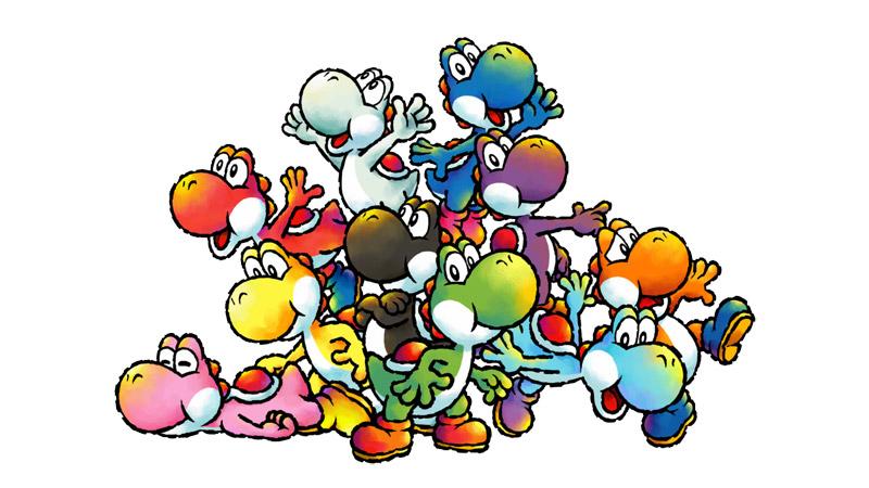 Yoshi's Island: Super Mario World 2