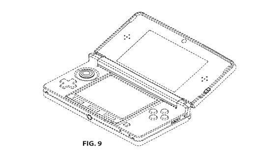 Nintendo Patents New Circle Pad Design
