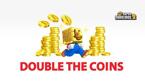 NSMB2 Double The Coins