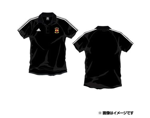 ETU × adidas ポロシャツ