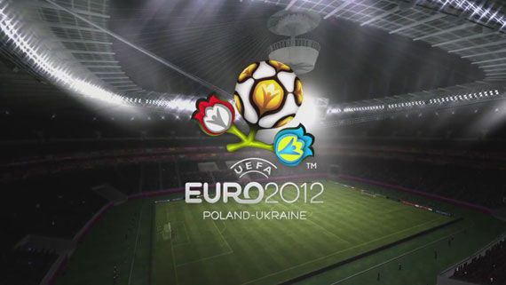 One country. One champion. UEFA EURO 2012 with FIFA12