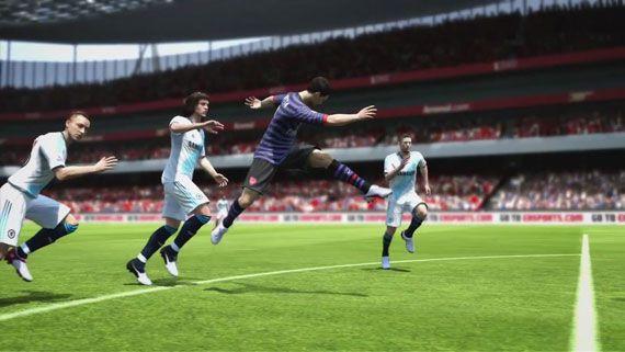 Arsenal New Away Kit 2012/13