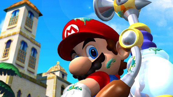 GC: Super Mario Sunshine