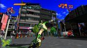 HD版『Jet Set Radio』(ジェットセットラジオ)の新たなゲームプレイ映像