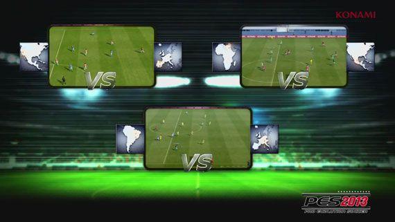 PES 2013 Game Mode Trailer