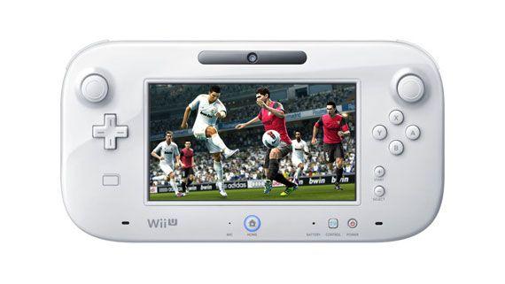 PES 2013 on Wii U montage