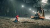 FPS風マリオ視点で再現された『スーパーマリオブラザーズ3』の戦車ステージ、クッパとのラストバトル攻略ムービー