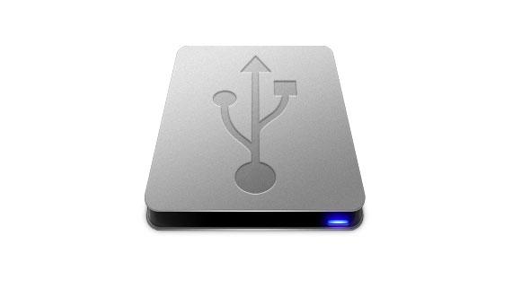 USB Hard Drive