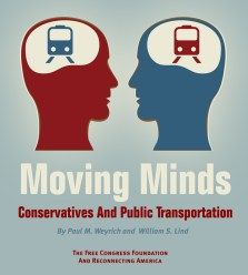 Conservatives and Public Transportation book cover