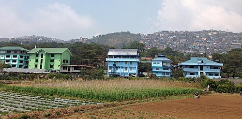 バギオ高原都市