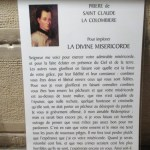 Prière de saint Claude de la Colombière pour implorer la divine miséricorde