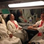 Soeur Julie de Chalais et les soeurs de Notre-Dame de la Délivrande