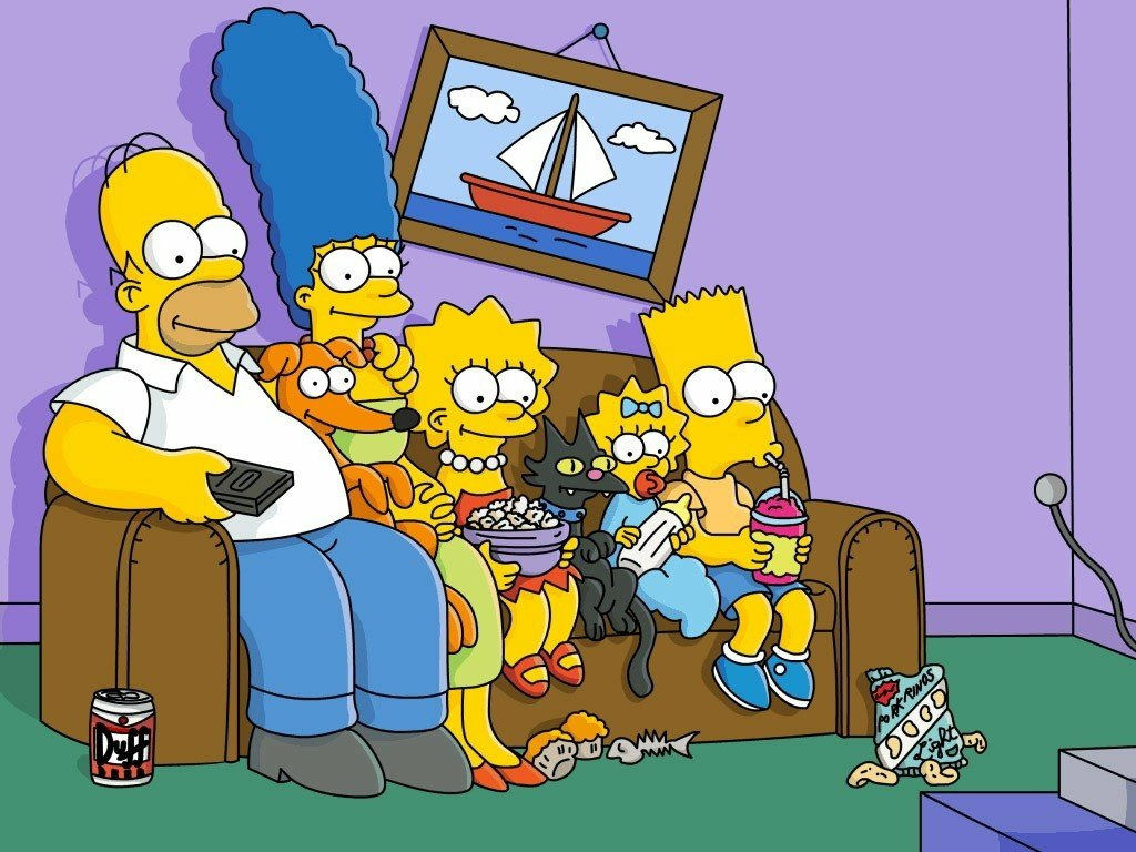 Fatos interessantes sobre Os Simpsons!