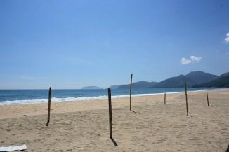 une plage près du China Beach
