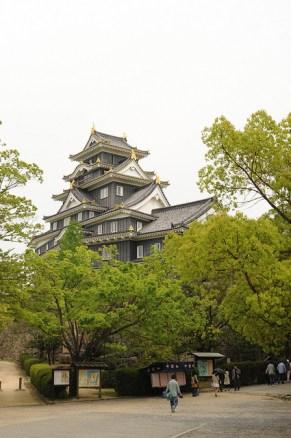 Château d'Okayama 岡山城