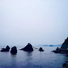 Meoto Iwa, pour voir le soleil se lever